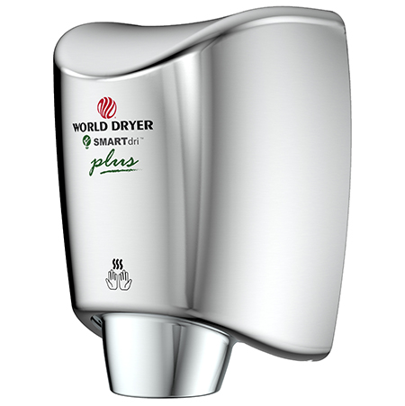 Canada Hand Dryers - SmartDri Plus World Dryer Hand Dryer