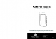 Airforce Recess Kit Installation Instructions