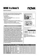 Nova 4 Spec Sheet