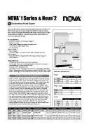 Nova 1 Spec Sheet