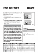 Nova 5 Spec Sheet FR
